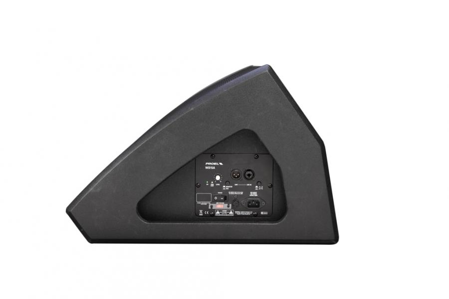 Wedge monitor active dua coaxial